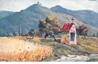 Illustrateur - n°65615 - Hansi - Calvaire - Künstlerpostkarten - Türkheim
