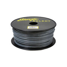 Stinger SSPW18GY Audio Primary Cable 18 Gauge Wire  500FT