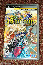 GUNGNIR PSP VIDEO GAME ATLUS BRAND NEW & FACTORY SEALED PLAYSTATION