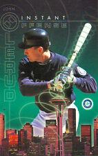 Rare JOHN OLERUD INSTANT OFFENSE (2000) Seattle Mariners Original MLB POSTER