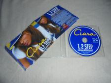 Single CD Ciara feat Missy Elliott - 1,2 Step 4.Tracks 2005