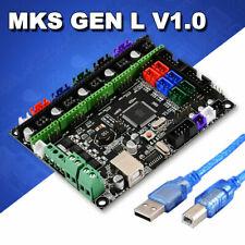 3D Printer Control Board MKS Gen L&V1.0 Integrated Ramps 1.4 Motherboard 12/24V