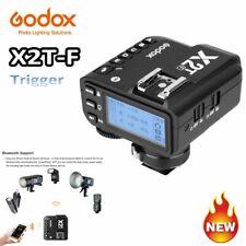 Godox X2T-F TTL 2.4G Wireless Flash Strobe Trigger Transmitter For Fuji Camera