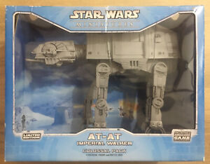 Star Wars AT-AT Imperial Walker Colossal  new Retired