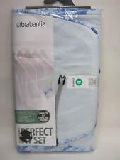 Nueva cubierta de algodón Brabantia de planchar D 135 45 4mm espuma fieltro surtidos 4mm