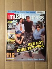 MUSIK EXPRESS  - 7/2002 - RED HOT CHILI PEPPERS / ROLLING STONES     (J28)