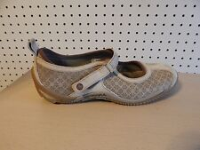 Womens Merrell Circuit MJ Taupe Print mary jane shoes - size 9.5