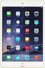 Apple iPad mini 3 16GB, Wi-Fi + Cellular (Non GB Version), 7.9in - Gold