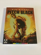 Pitch Black (Blu-ray, 2000) With Slipcover