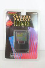 Vintage Caesars Palace Black Jack Electronic Game Tiger 1994 New Sealed