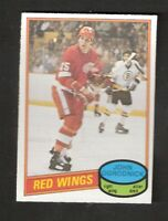 1981-82 OPC O-Pee-Chee JOHN OGRODNICK Rookie #359 EX-MINT Detroit Red Wings