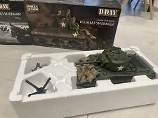 Forces Of Valor 1:16 US M4A3 SHERMAN D-DAY 1/16