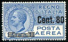 Regno d'Italia 1927 P.A. n. 8 ** centratura OTTIMA (l116)