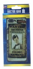 Doctor Who 11th Doctor Wanted Poster iPhone 5 Hard Cover NEW