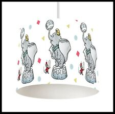 DUMBO - Nursery Bedroom Lampshade Light Shade for Ceiling Fitting