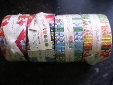 MODA Jelly Roll - Ducks in a Row *** SALE ***