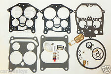 Mercruiser Quadrajet Carburetor Repair Kit Marine 4MV 4MC Rebuilders Kit