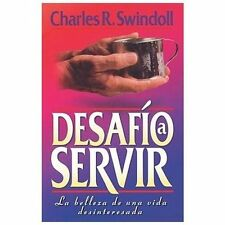 Desafio A Servir by Swindoll, Charles R.