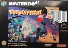 Jeux vidéo pour Puzzle et Nintendo 64