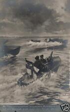 21327/Artisti AK, barche a motore con MG Warri Russ. aviatori sulla Vistola