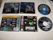 Hyper Blade & Spycraft The Great Game - PC Games
