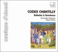 Codex Chantilly: Ballades & Rondeaux (CD, Sep-2006, Harmonia Mundi...