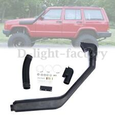 Air Intake Rolling Head Snorkel Kit For Jeep Cherokee 1984-2001 4x4 Off Road