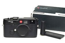Leica m6 TTL 0.85 Black + Main Grip m6