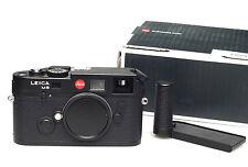 Leica M6 TTL 0.85 Black + Hand Grip M6