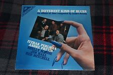 A Different Kind Of Blues~Andre Previn~Izthak, Perlman, Shelly Manne~FAST SHIP