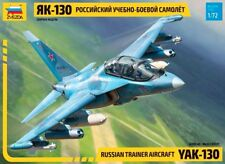 Zvezda 1/72 YAK-130 Russian TRAINER AIRCRAFT nº 7307