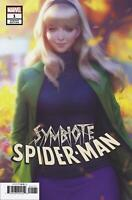 Symbiote Spider-Man Comic Issue 1 Limited Artgerm Variant Modern Age First Print
