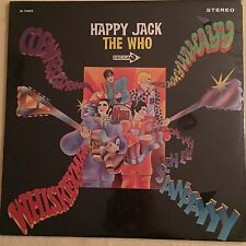 THE WHO - Happy Jack - 1967 SEALED Vinyl LP Decca DL-74892 USA original