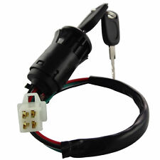 New Ignition Switch Keys For Honda XL250 XL250S XL500 OEM 35100-428-017 4 WIRE