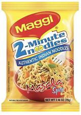 Maggi 2-Minute Noodles Masala,70g (Pack of 12)Masala Spicy Noodles Fast Delivery