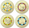 2019 $2 Coin 60th Anniversary of Mr Squiggle 4 COIN SET - UNC, Great Investment