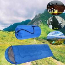 4 Season Sleeping Bag Waterproof Camping Hiking Envelope Single Zip Bag Outdoor