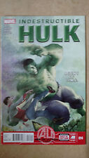 INDESTRUCTIBLE HULK #14 FIRST PRINT MARVEL COMICS (2013) AGENT OF TIME