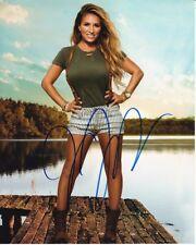 JESSIE JAMES DECKER Signed Autographed Photo