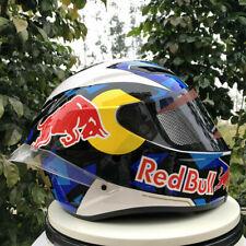 MOTO GP FULL FACE MOTORCYCLE RACING HELMET HELM CAPACETE CASQUE MTB 2 COLORS