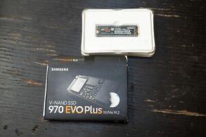 Samsung MZ-V7S2T0B/AM 970 EVO Plus NVMe M.2 2TB Internal Solid State Drive