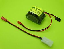 6V 1600 6V HUMP BATTERY FOR ASSOCIATED MGT MONSTER GT 8.0 / MADE IN USA