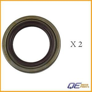 2 Front Wheel Seal Genuine 30870411 For: Volvo S40 V40 2000 2001 2002 2003 2004