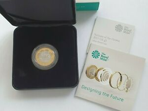 Royal Mint - 2017 Nations of the Crown - Silver Proof One Pound £1 Coin
