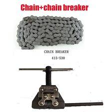 415 Chain110 Links 49/ 60/66/80cc Motorized Motorised Bicycle Bike+Chain Breaker