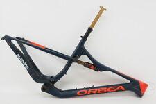 2019 Orbea Oiz TR MTB Bicycle Frame Size Large Carbon Fiber w/ Fox Float Factory