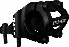 TruVativ Holzfeller Stem 4-bolt Direct Mount +/- 0 degree 60mm 0 Rise 31.8