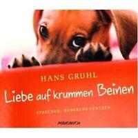 HUBERTUS GERTZEN - LIEBE AUF KRUMMEN BEINEN 4 CD NEU