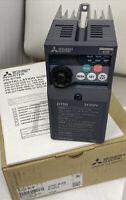 MITSUBISHI FR-D720-042-N7 VFD 3PH 200-240VAC 4.2A 1HP 0.2-400Hz (NEW)