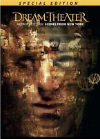 "DREAM THEATER ""METROPOLIS"" DVD NEUWARE!!!!!!!!!!!!!!!!!"